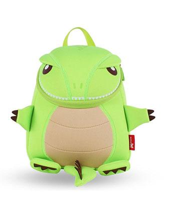 Dinosaurio-para-niños-pequeños-mochila-impermeable