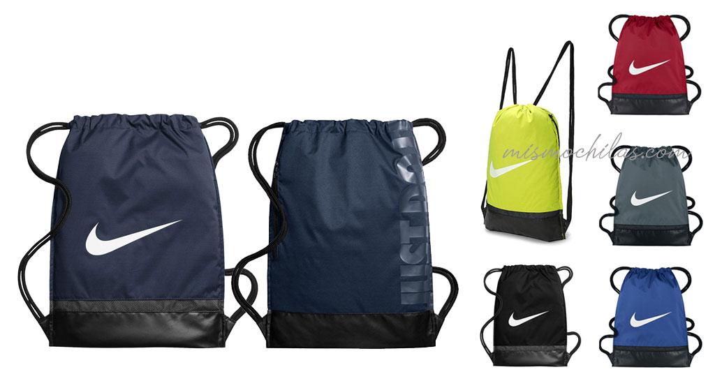 Mochila cuerdas Nike