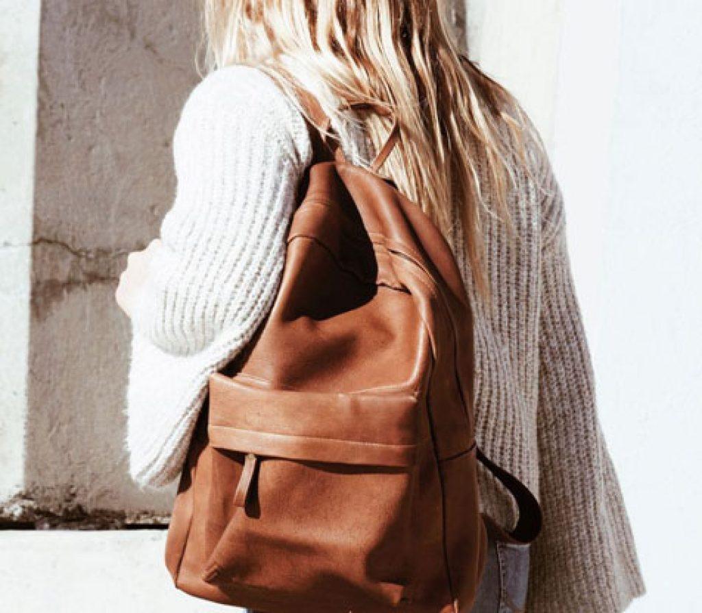 101b18479 Compra aquí tu mochila de piel (cuero) | MisMochilas.com