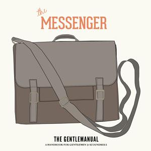 bolso para hombre messenger