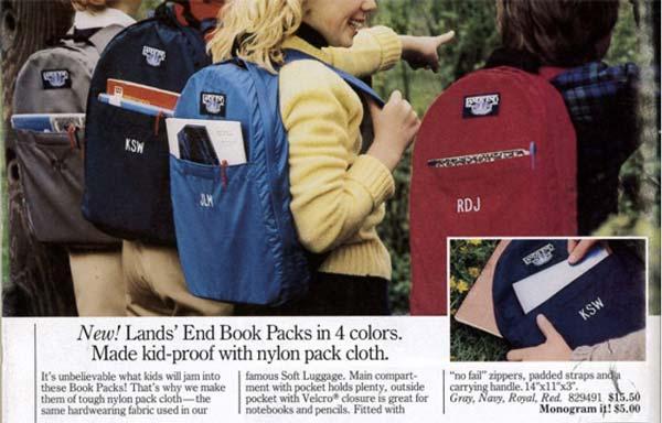 mismochilas origenes de las mochilas